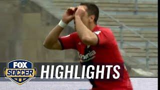 Hertha Berlin vs. Bayer Leverkusen   2016-17 Bundesliga Highlights