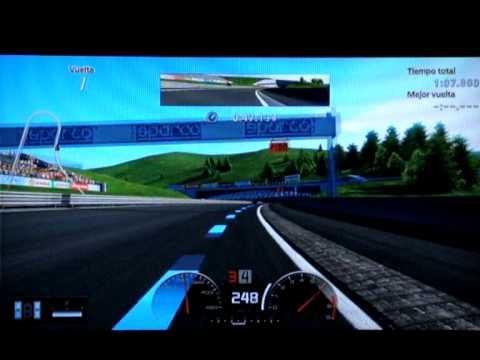 Analista de datos - Gran Turismo 5 (Trofeo bronce)