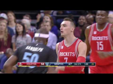 Houston Rockets vs Memphis Grizzlies | January 21, 2017 | NBA 2016-17 Season