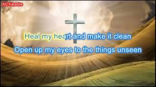Hosanna - Hillsong United karaoke lyrics