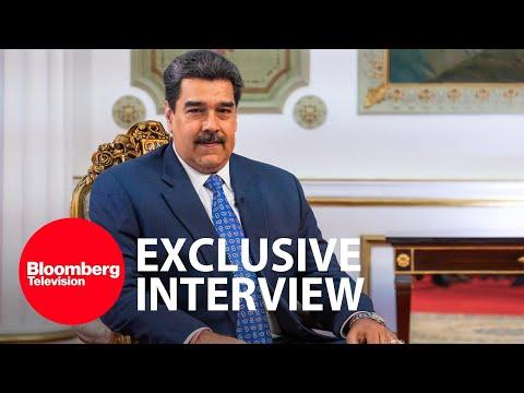 Full Interview With Venezuela's Nicolas Maduro