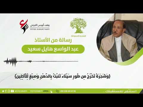 رسالة إلى الأخوة اليمنيين في الداخل والخارج | الحاج عبدالواسع هائل سعيد
