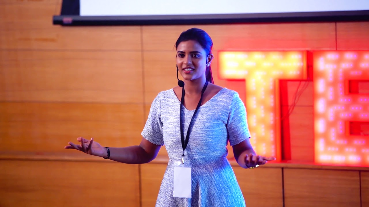 My journey to success | Aishwarya Rajesh | TEDxIIMTrichy