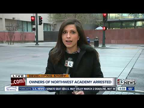 Police: Northwest Academy owners endangered students with contaminated water