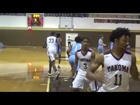Pallotti Hangs On To Beat Takoma Academy 77-67 in Phase II of Jump Ball Classic 12/03/19
