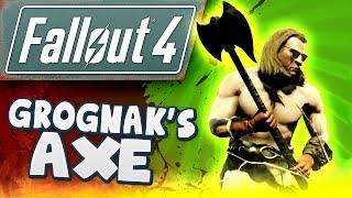 Fallout 4 Gameplay #8 - Grognak