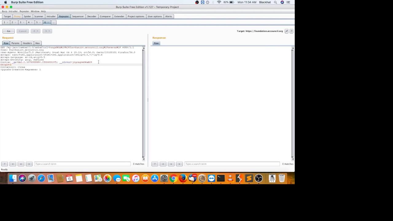 Insecure CORS Configuration Vulnerability description | POC