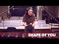 Shape Of You Marimba