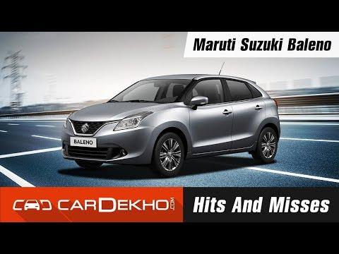 Maruti Suzuki Baleno Hits and Misses | CarDekho