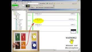 plc training tutorial for allen bradley video 1 of 11