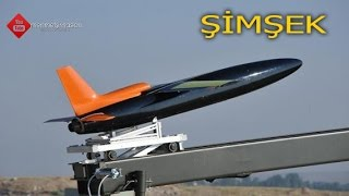ŞİMŞEK TAI üretimi insansız hava aracı