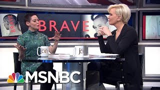 Activist Rose McGowan On Her Book 'Brave': My Message Is One Of Optimism | Morning Joe | MSNBC