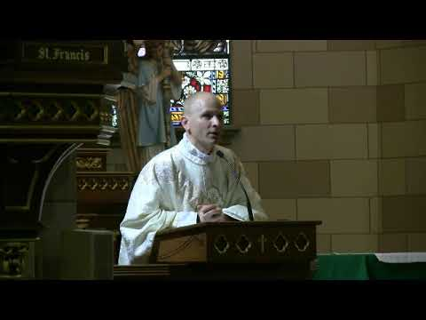 Homily for my sister Laura's wedding