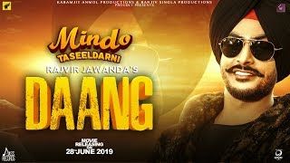 Daang | (Full HD) | Rajvir Jawanda | New Punjabi Songs 2019 | Latest Punjabi Songs 2019