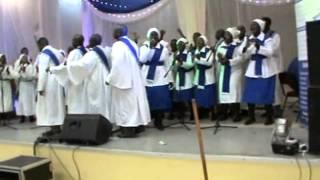 CCAC IN ZION NATIONAL CHOIR - HAMBA SATHANE