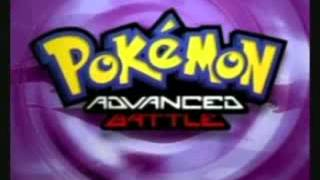 Pokemon Advanced Battle Full Opening Theme  (lyrics in description)