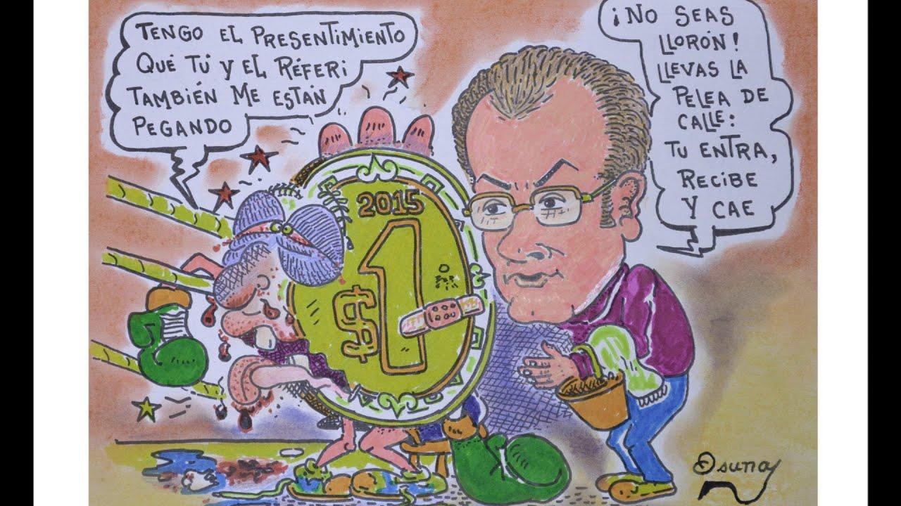 Videgaray Y La Madriza Del Dolar Vs Peso