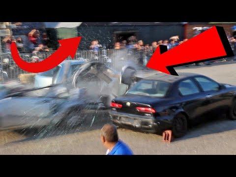 Car Crash & Stunt Show - Amazing Motor Accident by Orazio
