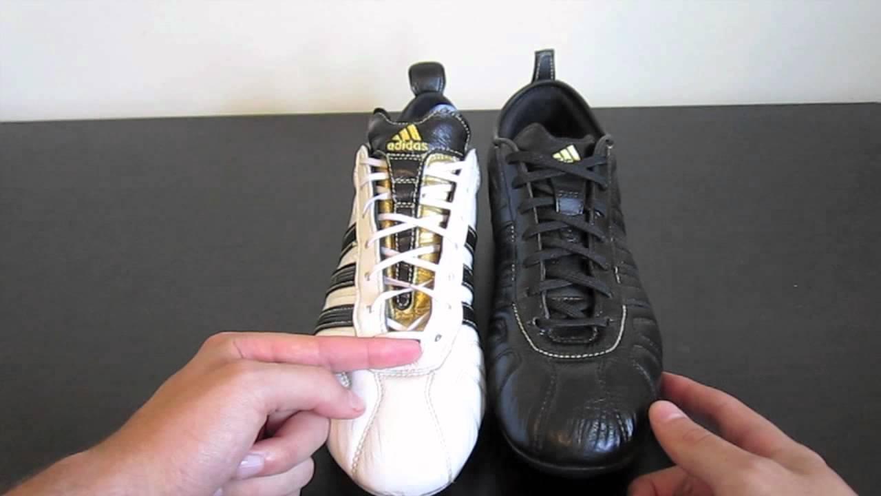 official photos 8d20a f3863 Adidas adipure IV VS adipure SL Comparison