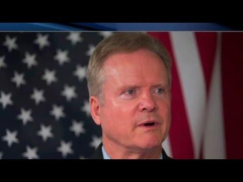 Fmr. Virginian Sen. Jim Webb announces presidential run