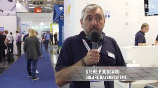 PV Guided Tour Intersolar 2018 - Home Storage Solare Datensysteme GmbH