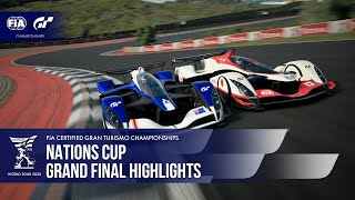 GT SPORT HIGHLIGHTS: The most dramatic finish ever!
