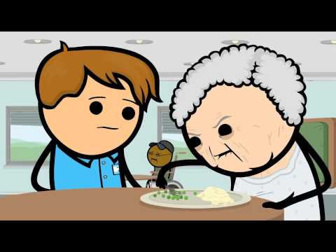 The Depressing Episode S1E8 Cyanide & Happiness Show (Magyar felirat)