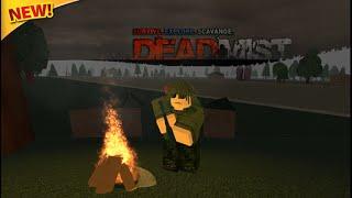 "Roblox- Dead Mist: Episode 3|"" New friends! or erm.. friend.."""