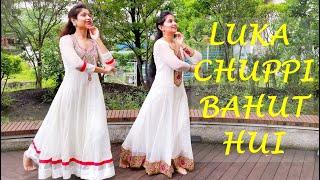 Luka Chuppi Bahut Hui | Dance Cover | Semi Classical | Indian dance |Mayukas Choreography |