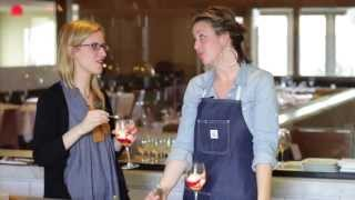 In The Kitchen: Rhubarb Fool With Ginger Sabayon