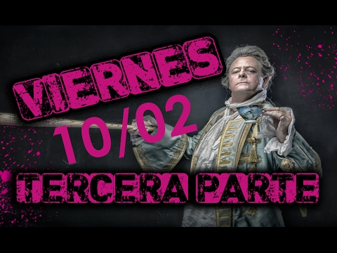 Arriba España - 10-FEB-17 - 3ª Parte