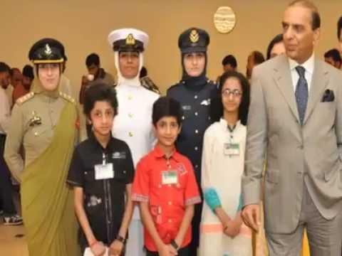 Hero of Pakistan,Pride of Pakistan,Best Pakistani Family,Syedain Kids,Rooma Syedain,World Yongest Ce