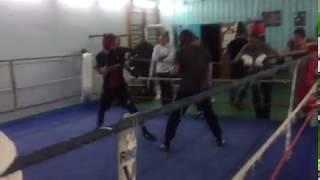 TeamKhamzer - Entraînement des frères Chechen