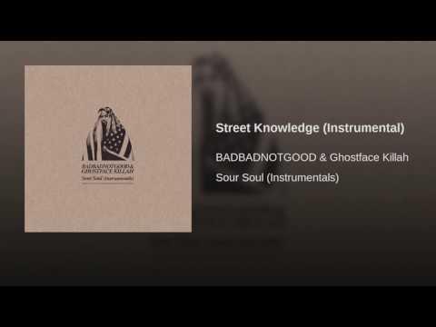 Street Knowledge (Instrumental)