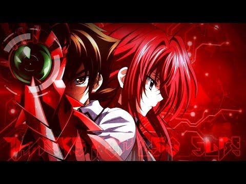 Все опенинги из аниме: Демоны старшей школы (RUS)