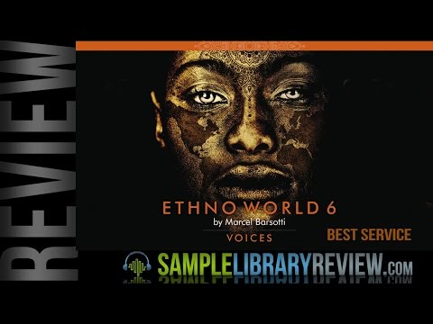 Review: Ethno World 6 Voices By Marcel Barsotti