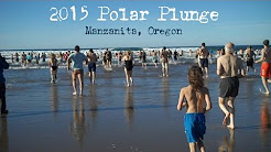 2015 New Year's Day Polar Plunge, Manzanita, Oregon