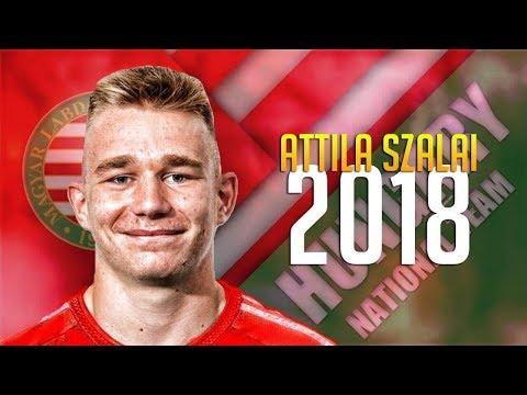 Attila Szalai 2019