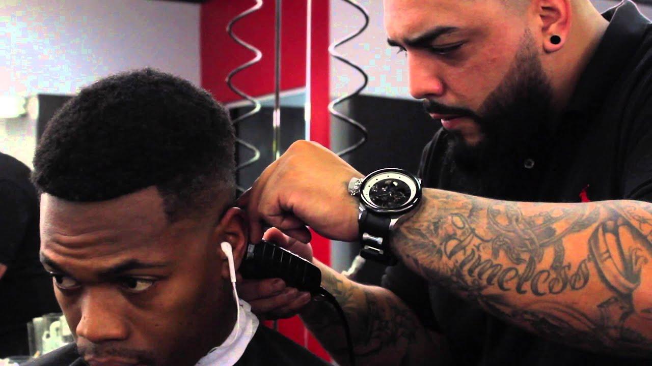 Dynasty Barber Shop Kikefadez Youtube
