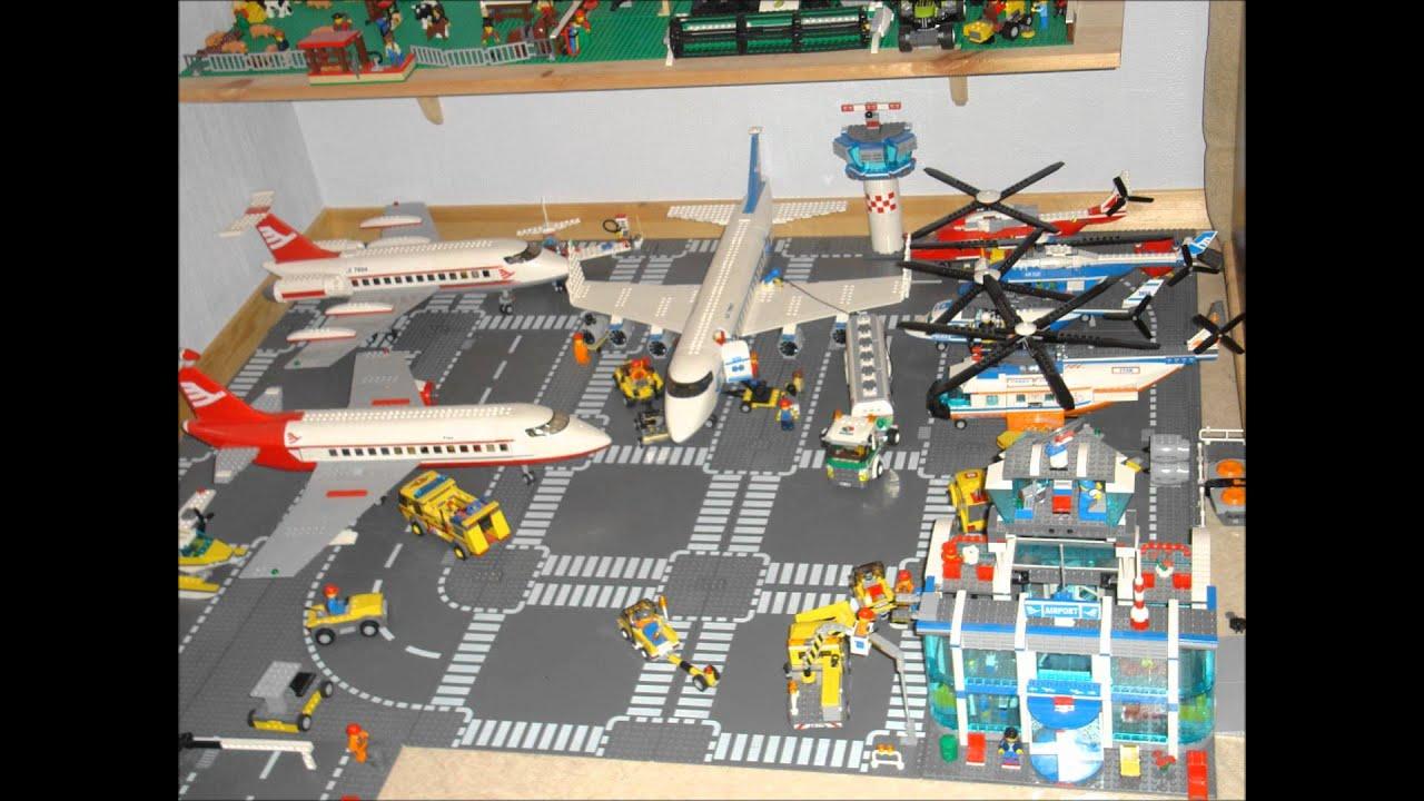 My Lego City Oh No - YouTube