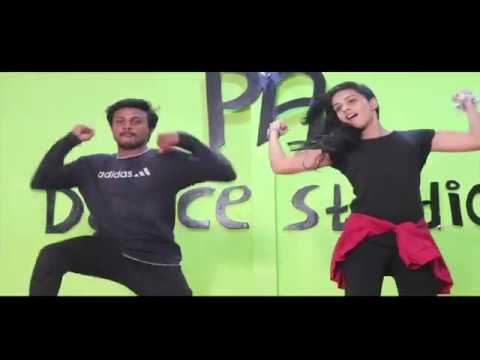 Akkad bakkad song Dance by PnA Akhil & Monica | Nagarjuna | Anushka | Super movie
