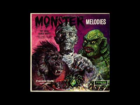 Frankie Stein and His Ghouls - Monster Melodies (1965) [Full Album]