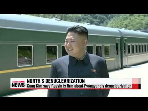 U.S. top envoy on N. Korea says Russia is firm about Pyongyang′s denuclearizatio