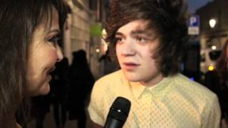Frankie Cocozza talks to Lizzie Cundy about life after X-Factor.