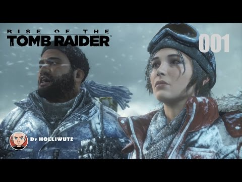 Rise of the Tomb Raider #001 - Klettern mit Jonah [XBO][HD]   Let's play Tomb Raider