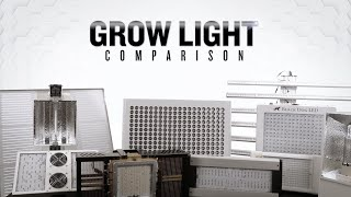 KIND LED Grow Lights Reviews | LED Grow Light Comparison | Kind LED vs. Other Grow Lights