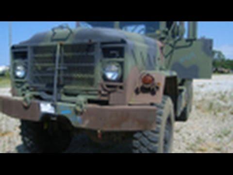 M923A1 Cargo Truck on GovLiquidation.com
