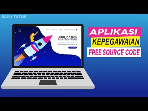 Sistem Informasi Kepegawaian Berbasis Web - Free Source Code