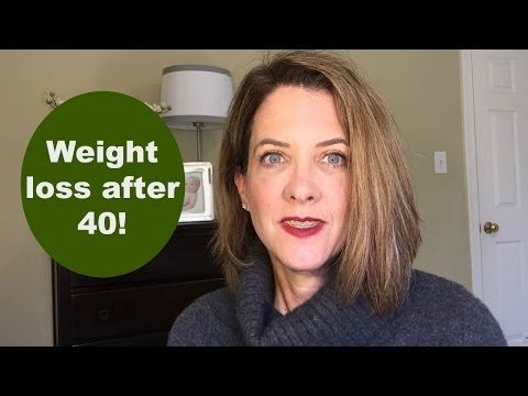 How to start a healthly lifesyle and lose weight after 40  I  Get fit and healthy