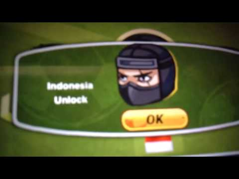 Head Soccer: Unlocking Indonesia in the EASIEST WAY